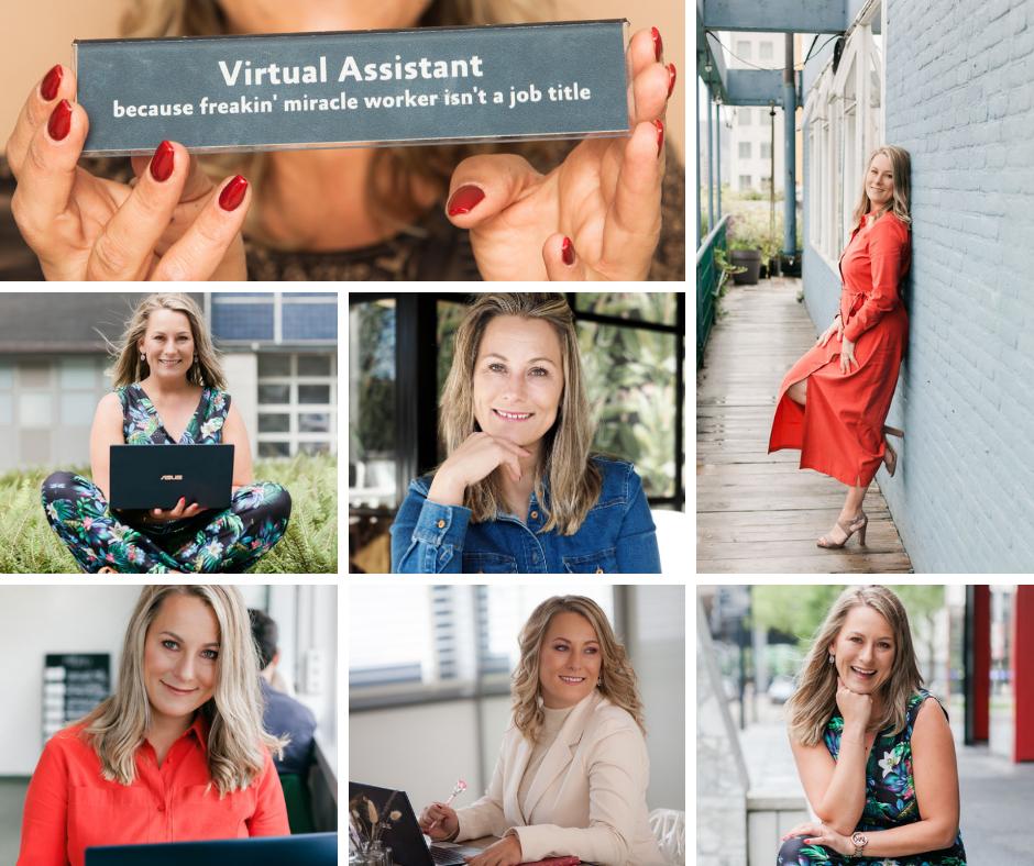 Van onderwijzeres naar virtual assistant. Kan dat? | collage de week van Iris Treffers