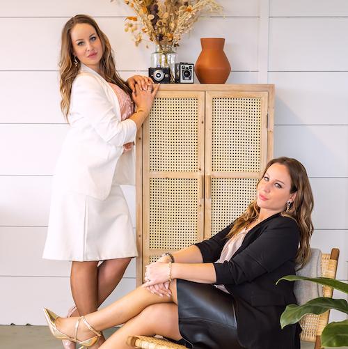 Lauren en Michelle van Gijs