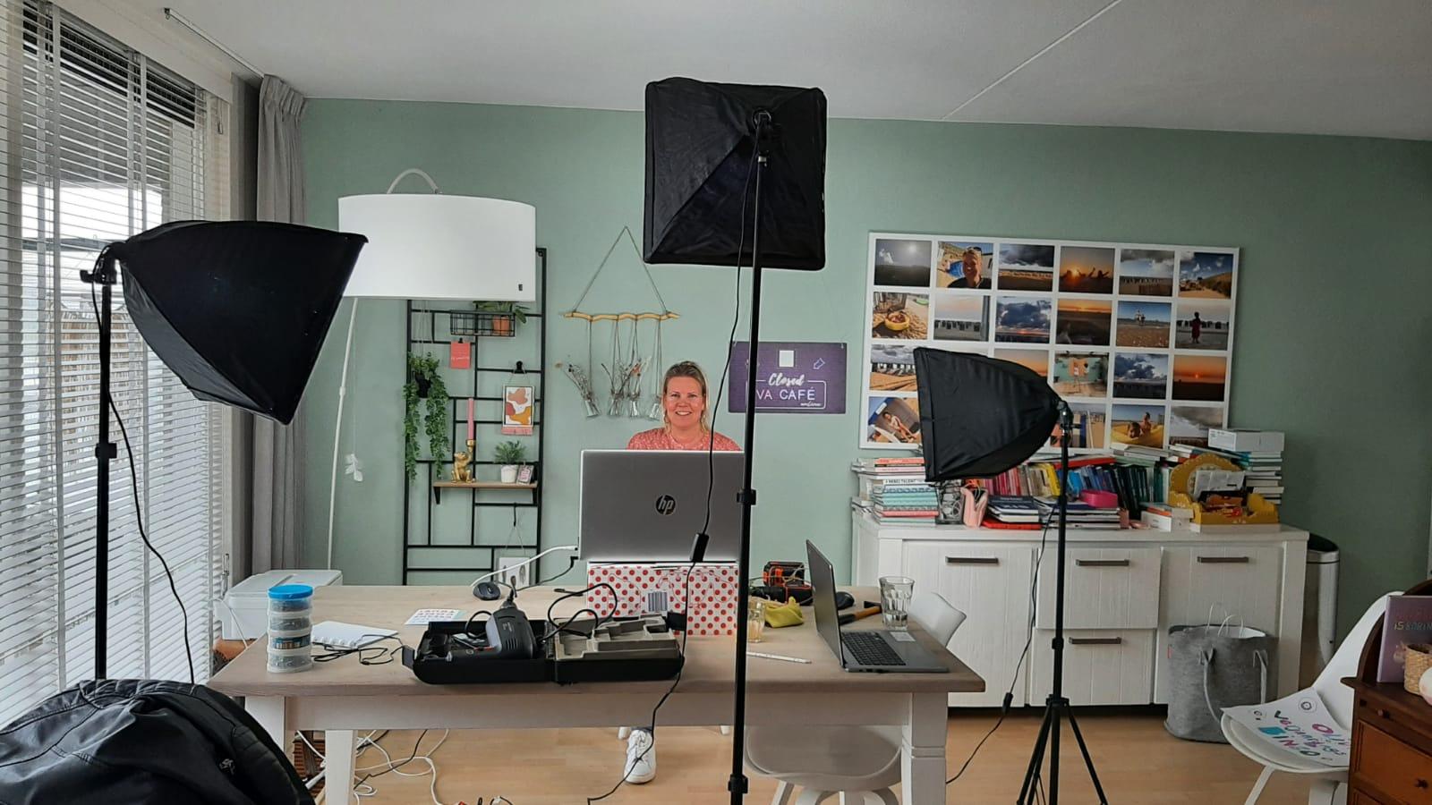 Hannekes favourites gadgets Studio Lampenset