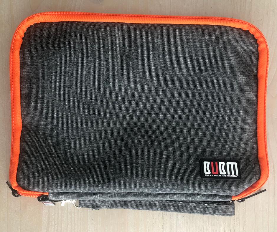 Kabel Tas organizer - Travel Bag Organiser